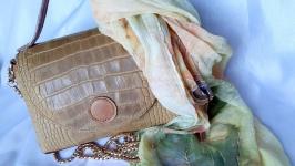 Женская сумочка ′ На пороге осени ′
