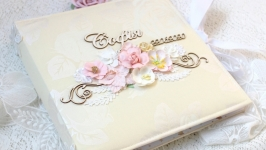 Альбом для новонародженої дівчинки , бебібук , матусин щоденник