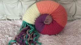 Интерьерная подушка «Наутилус»
