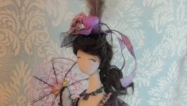 Кукла тряпиенс Амелия