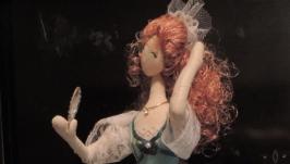 кукла тряпиенс Сара