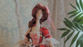 Кукла тряпиенс Роза