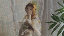 Кукла тряпиенс Ника