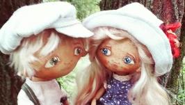 Парные куколки любви