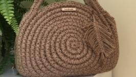 Элегантная сумка Snail