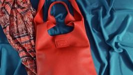 Кожаная сумка ′ЭММА′