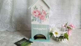 Чайный домик ′ Нежный букет′