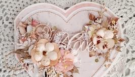Листівка серце