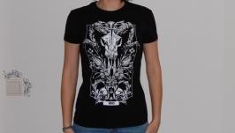 ОВЕН.Дизайнерские футболки Зодиак.