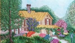 Дом мечты.