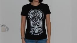 СТРЕЛЕЦ. Дизайнерские футболки Зодиак.