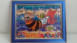 ′Подводный сон кота Бориса′