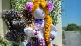 Лялька-мотанка «Лаванда»