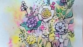 Неизвестные цветы