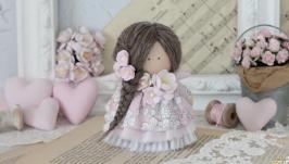 Нежная кукла-ангел
