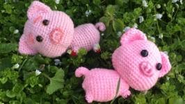 тут изображено Свинка - мини