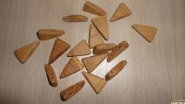 Черешня 18 шт Заготовки для рунического браслета