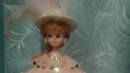 кукла шкатулка ИНГА