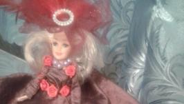 кукла шкатулка ЛУИЗА