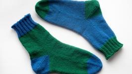 Носки разноцветные