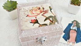 Шкатулка ′Rose′
