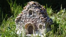 Миниатюрный сказочный домик