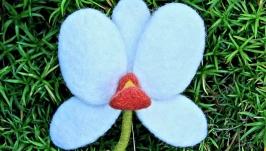 Брошь ′Орхидея′