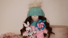 Лялечка з зайчиком