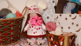Лялечка Мишка