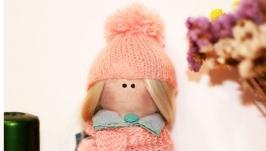 Лялечка текстильная