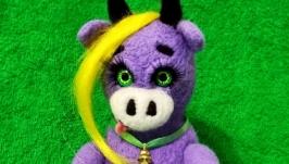 Коровка Фиолет