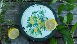 Сырная доска лимончики
