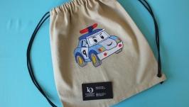 Еко-рюкзак Робокар Поллі від Richelieu Studio LO