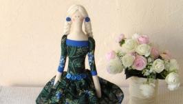 Кукла в стиле Тильда Элиза 48см