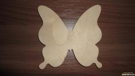 Заготовка для творчества Бабочка  13 см