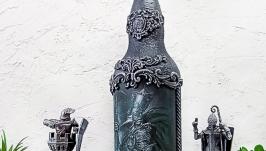 Бутылка подарочная ′Рыцарь′