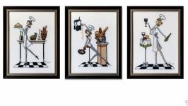 Триптих - «Поварихи»