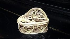 шкатулка ′Дарю свое сердце′