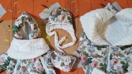 Теплые комплекты для малышей