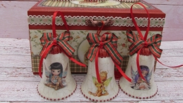 Новогодний набор с колокольчиками