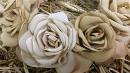 Ободок «Чайні троянди»