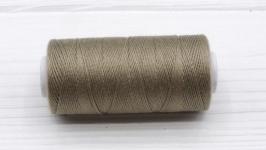 Нитки джинсовые серый для вязания жгутов