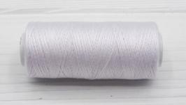 Нитки джинсовые белый для вязания жгутов