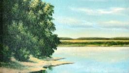 Летом на Тальменке   Summer on Talmenka River