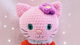 Кошка Китти Розочка