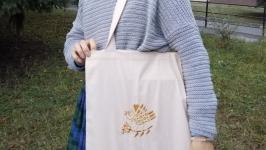 Еко-сумка Птах від Richelieu Studio LO