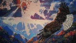 Алмазная мозайка (Орлы)