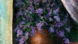 Вечерний букет сирени   Evening Bouquet of Lilacs