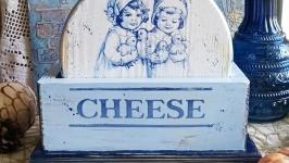 Комплект сирних дошок на підставці (3шт)