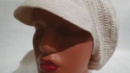 Женская кепка-баллон